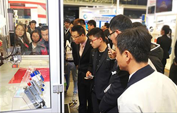 DOPAG zeigt Dosiersystem vectodis auf der Messe electronica China